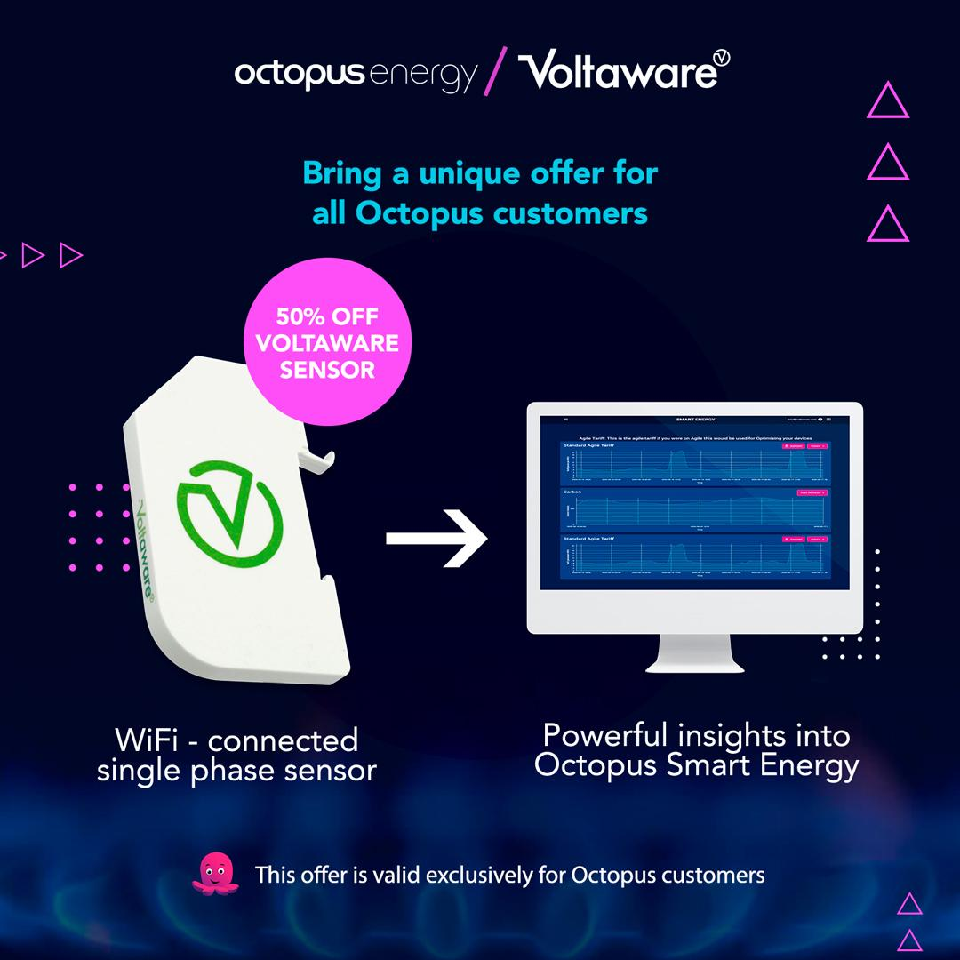 Voltaware and Octopus Offer